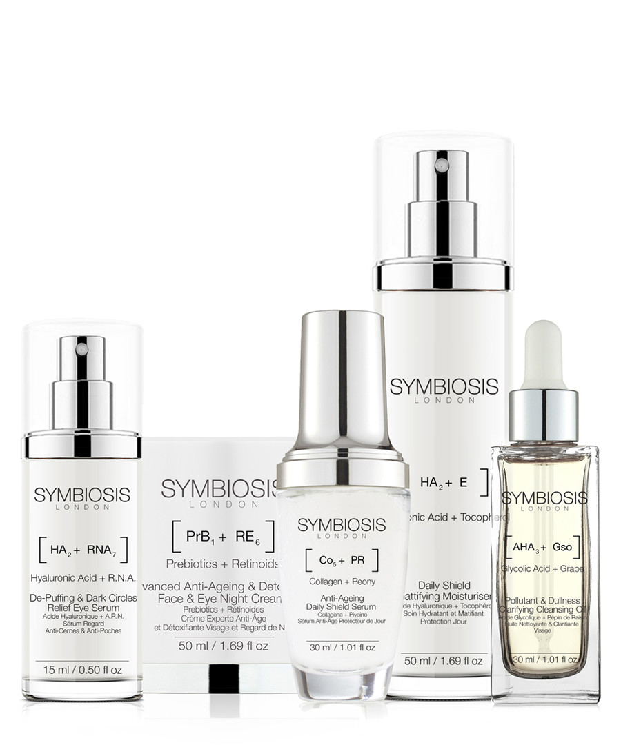 5pc Antioxidant & Protection set Sale - symbiosis skincare