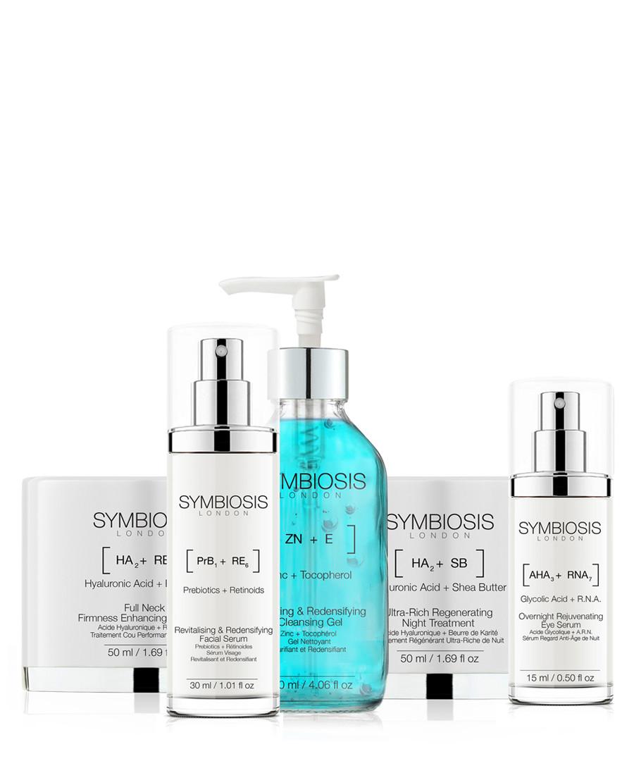 5pc Overnight Cleanse & Contour set Sale - symbiosis skincare