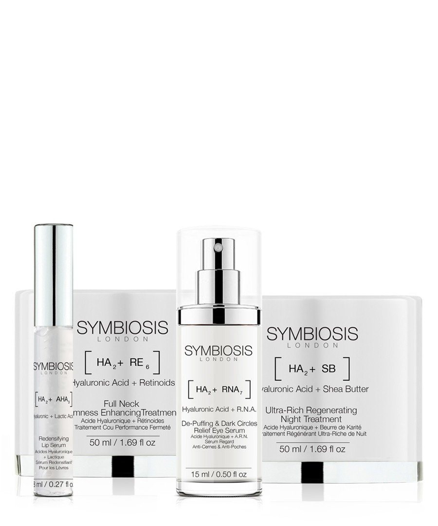 4pc Drench Of Hydration skincare set Sale - symbiosis skincare