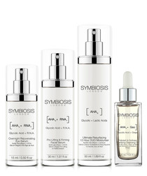 4pc Glycolic Acid Pro skincare set