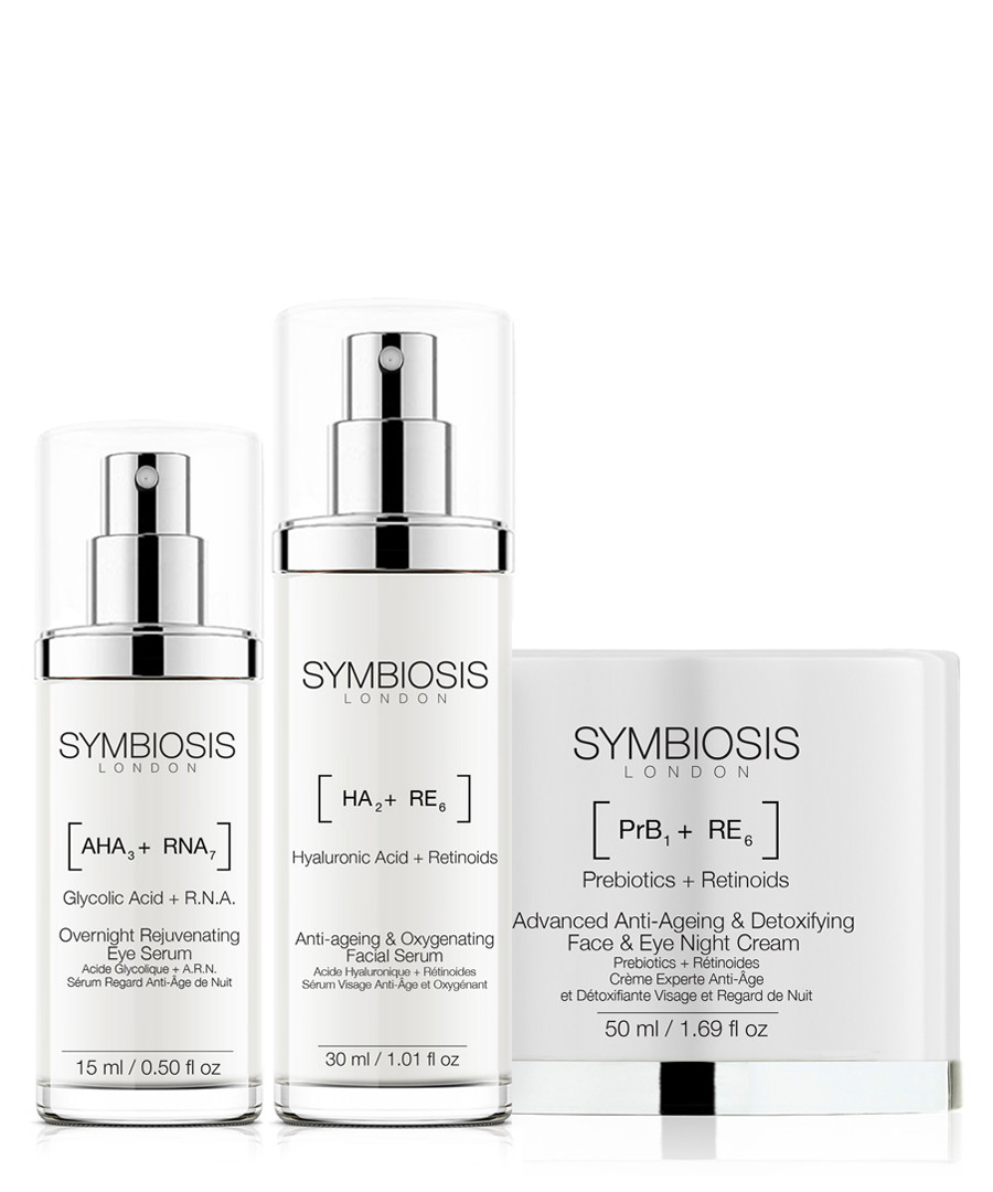3pc Slow Age High Performance set Sale - symbiosis skincare