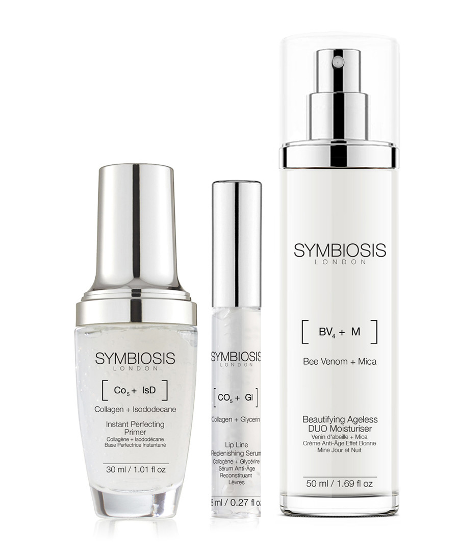 3pc Glow Seekers skincare set Sale - symbiosis skincare