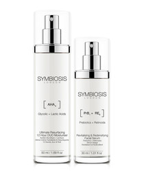 2pc Two-Step Resurfacing skincare set