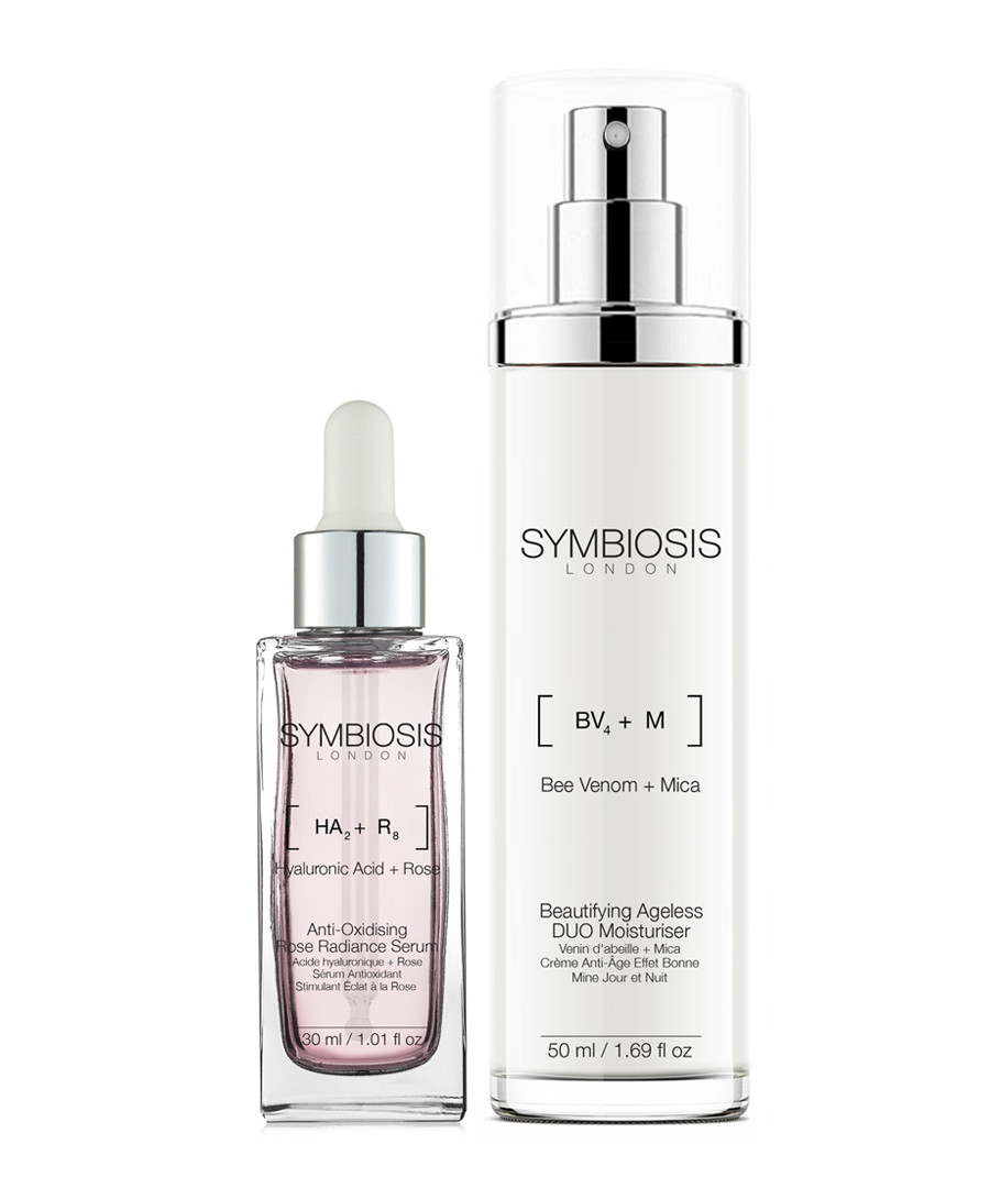 2pc Duo Care Deluxe skincare set Sale - symbiosis