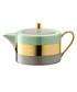 Blue & metallic teapot 1.2L Sale - lsa Sale