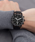 Grande Vitesse black leather watch Sale - mathieu legrand Sale