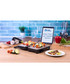 Black & grey fold out health grill 750W Sale - weight watchers Sale