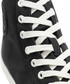 Black & white canvas high top sneakers Sale - BATA Sale