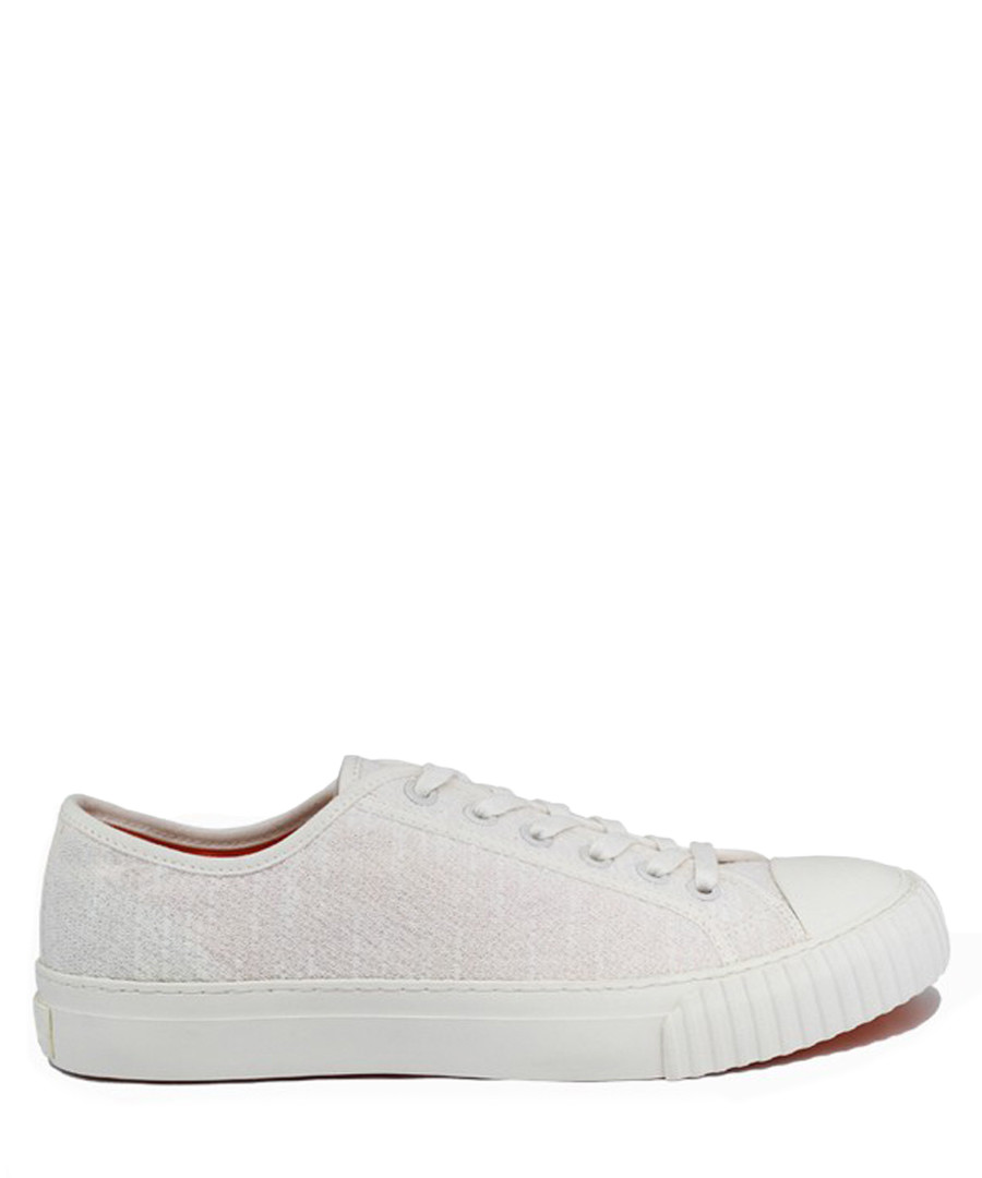 Off white knit sneakers Sale - BATA