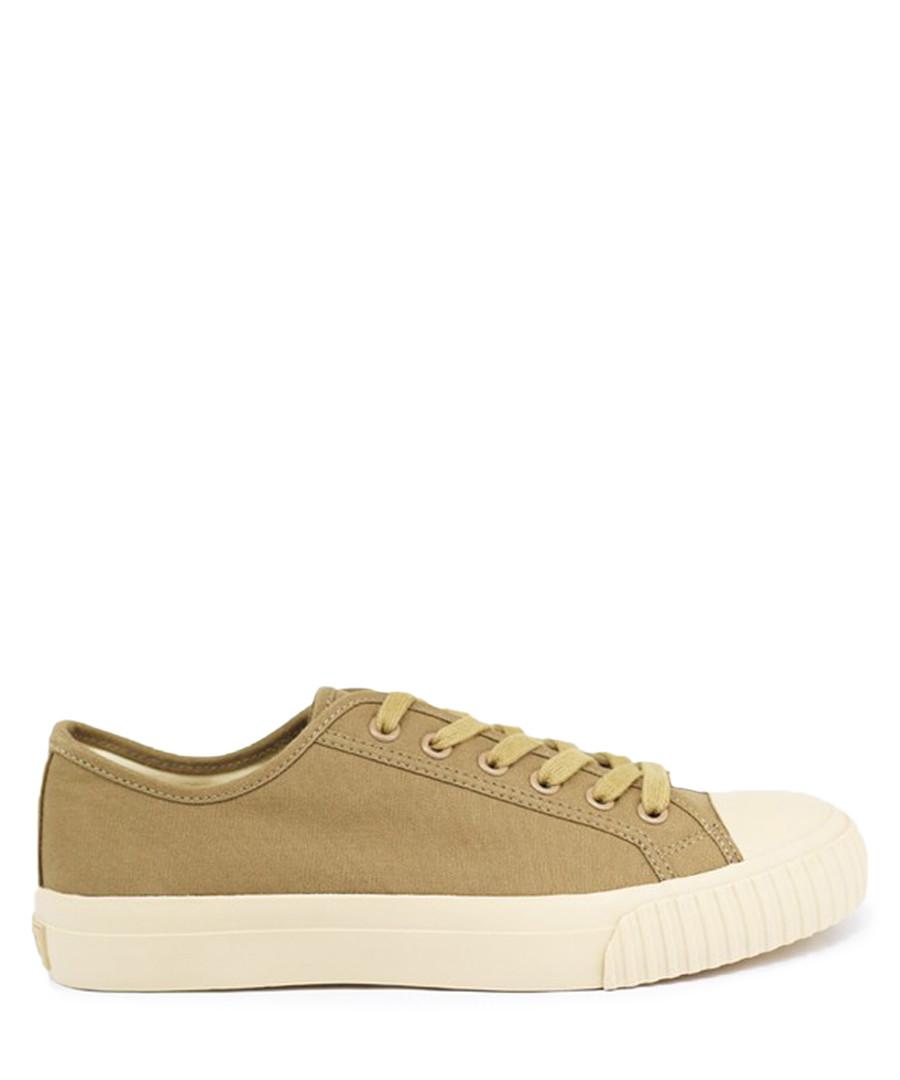 Khaki canvas sneakers Sale - BATA