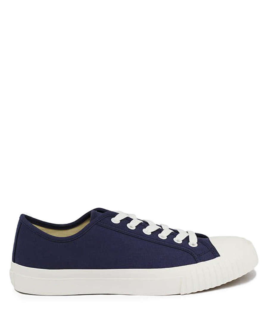 BB navy canvas sneakers Sale - BATA