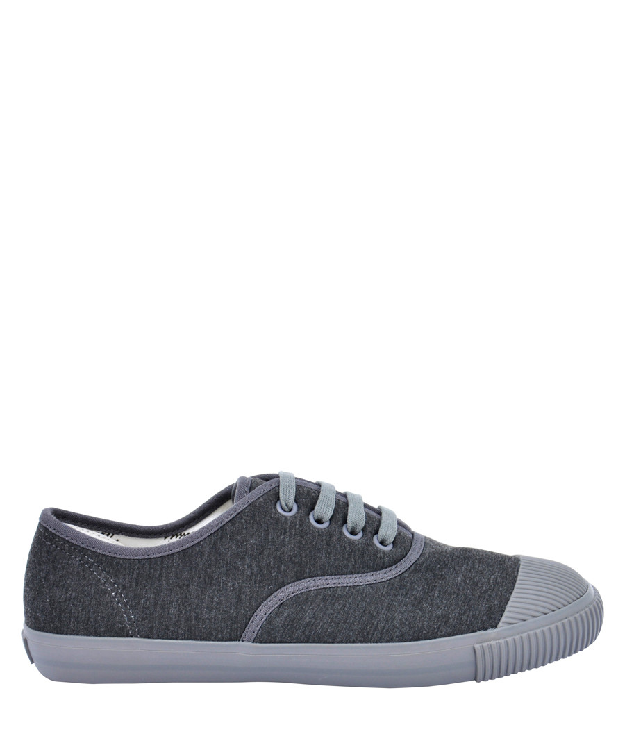 Grey felt tennis sneakers Sale - BATA