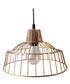 Loft copper-tone cage lamp Sale - Maiko Sale