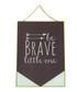 Be Brave gold-tone glass frame Sale - Maiko Sale