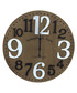 Natural wood wall clock Sale - Maiko Sale