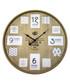 Natural photo frame clock Sale - Maiko Sale