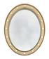 Gold-tone LED round wall mirror Sale - Maiko Sale
