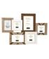 Natural multi-photo frame Sale - Maiko Sale