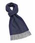 Dales navy lambswool scarf Sale - bronte Sale