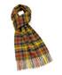 Dales olive lambswool scarf Sale - bronte Sale
