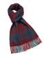 Lindsay tartan lambswool scarf Sale - bronte Sale