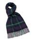 Mackenzie tartan lambswool scarf Sale - bronte Sale