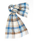 Newsam aqua lambswool scarf Sale - bronte Sale