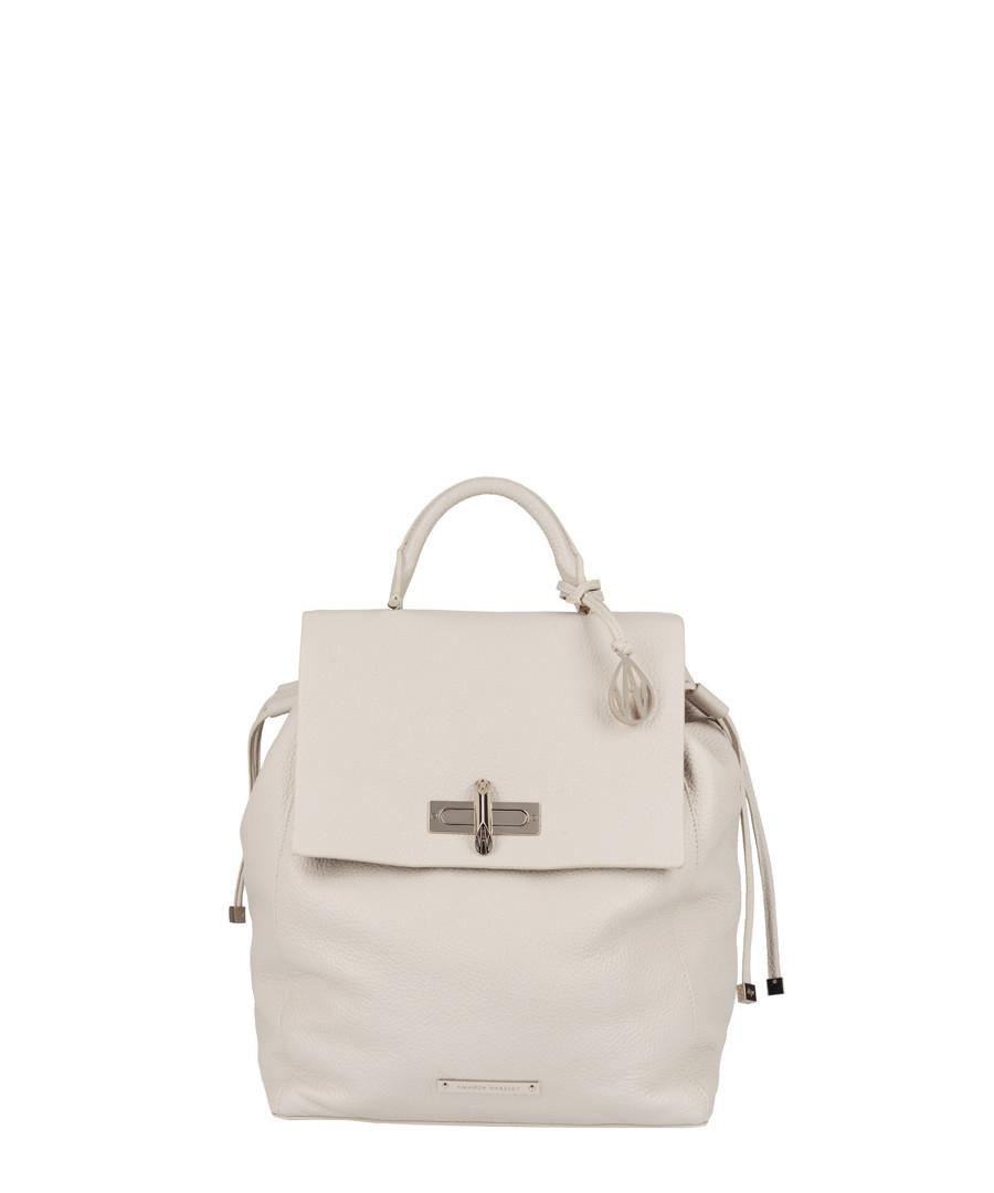 The Mini Elba mineral leather backpack Sale - Amanda Wakeley