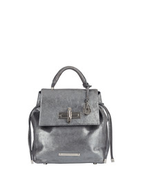 The Micro Mini Elba leather backpack