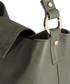 Quin Hobo khaki leather shopper bag Sale - Amanda Wakeley Sale