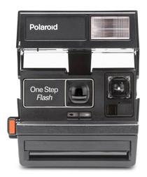Polaroid 600 Impulse black camera