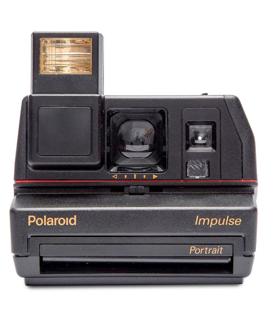 Polaroid 600 Square black camera Sale - polaroid