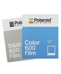 Film Set for 600 (1 Color - 1 B&W)