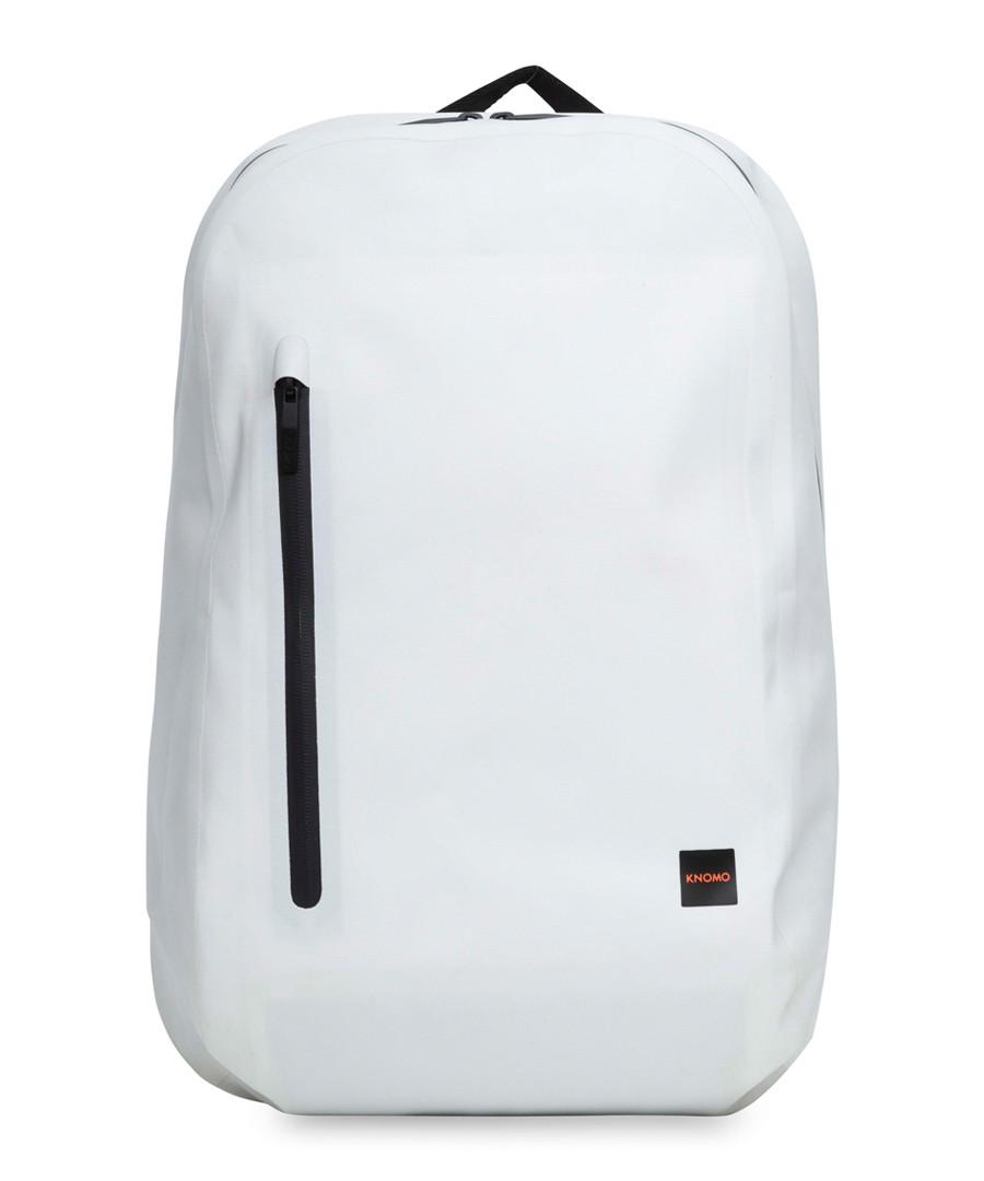 Harpsden white backpack Sale - knomo