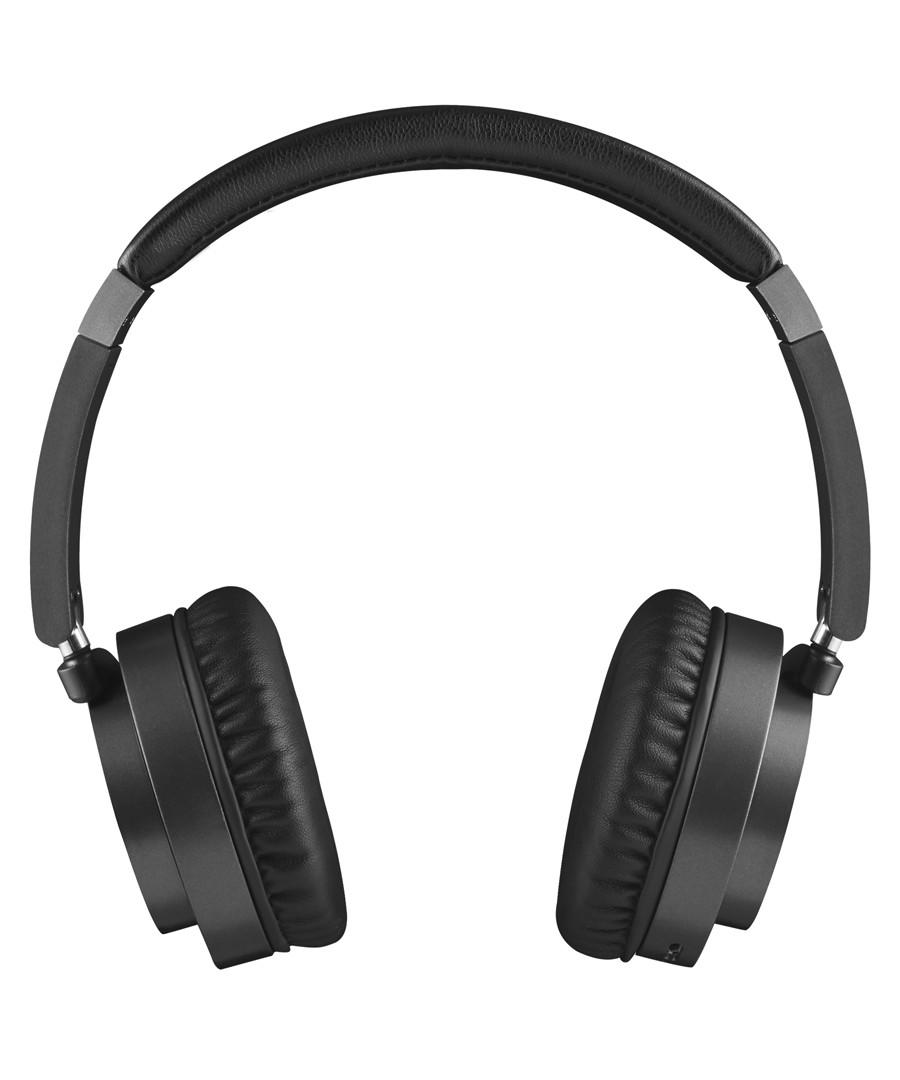Black noise cancelling headphones Sale - Akai