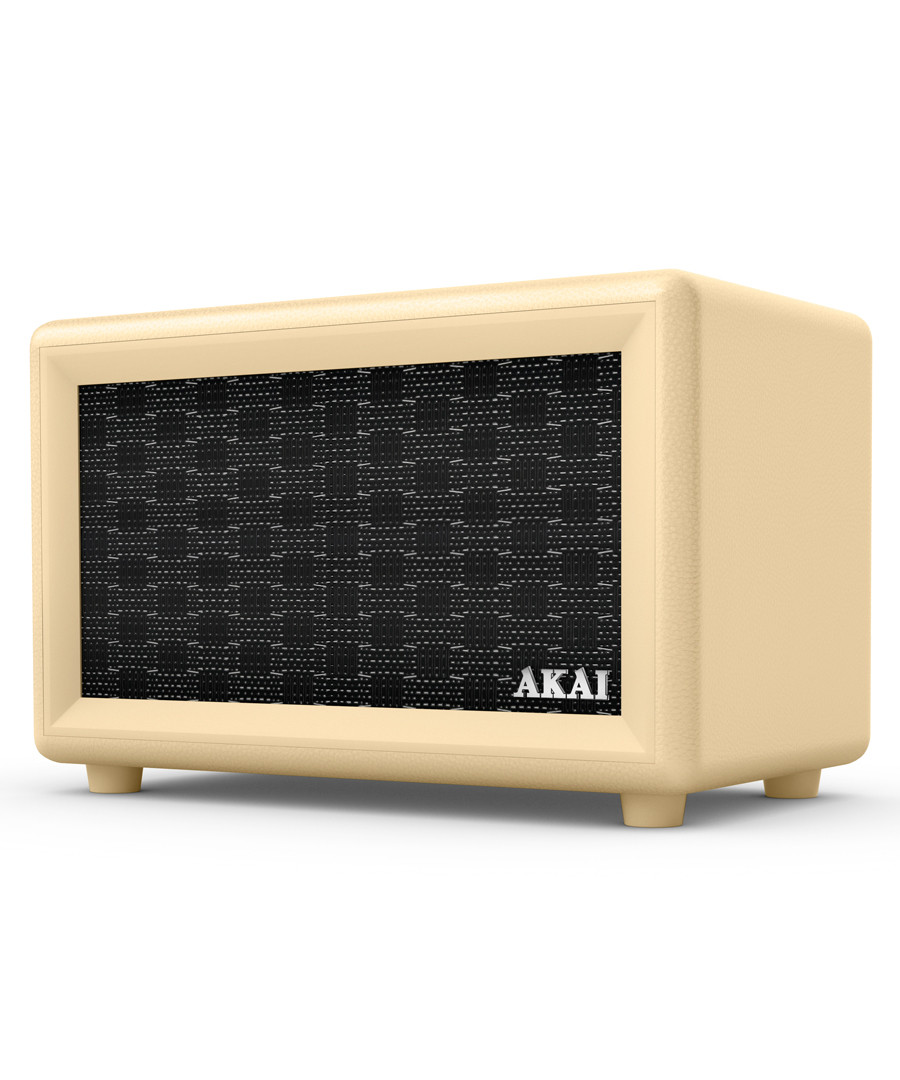 Nude retro bluetooth speaker Sale - Akai