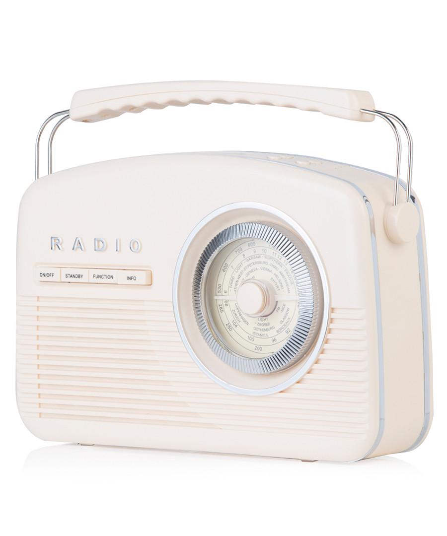 Nude DAB bluetooth retro radio Sale - Akai