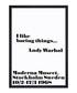 I like Boring Things framed print Sale - Andy Warhol Sale