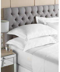 King white pure cotton bed sheet