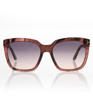 a4b8169120 Amarra pink   grey square sunglasses Sale - Tom Ford Sale