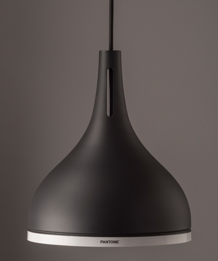 Black Beauty small pendant lamp Sale - Light Colour Live - Pantone