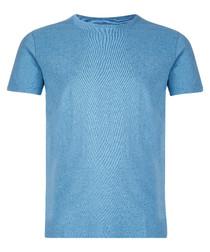 Sapphire pure cotton T-shirt