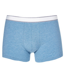 Powder blue waistband briefs