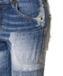 Cool Girl blue cotton cropped jeans Sale - dsquared2 Sale