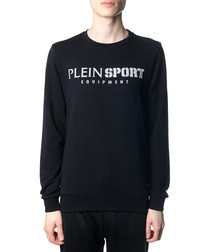 Find Me black cotton jumper