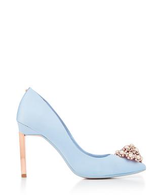 848af4860 Light blue satin high heels Sale - TED BAKER Sale