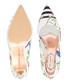 White satin floral print high heels Sale - ted baker Sale