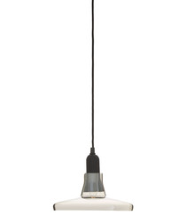 New Foundry grey pendant light