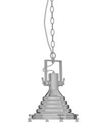 Lexington silver-tone pendant light