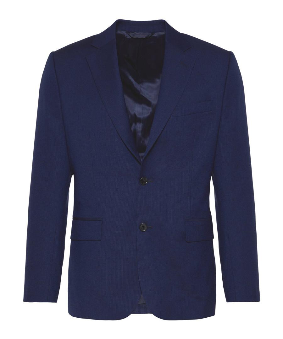 Blue pure wool blazer Sale - J. Lindeberg